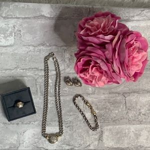 💎David Yurman Wheat Chain Albion💎 Necklace